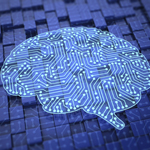 Brain made out of circuits like artificial Intelligence